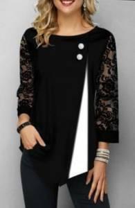 Блуза нарядная А26071