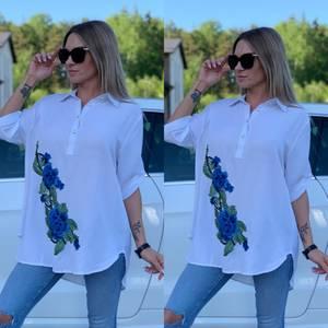 Блуза летняя Ц7252