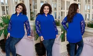 Блуза нарядная А37935