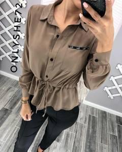 Блуза для офиса А31566