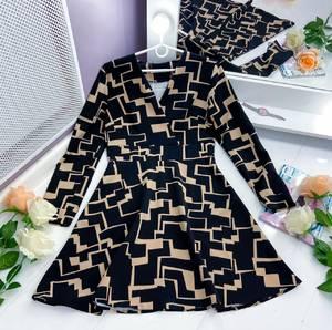 Платье короткое нарядное Я5374