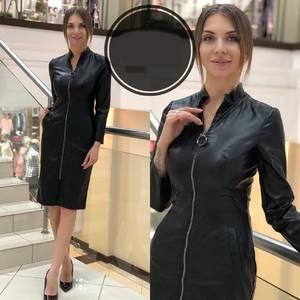 Платье короткое современное Я3437