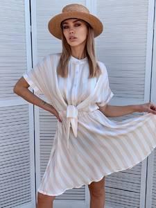 Платье короткое летнее Я7656