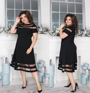 Платье короткое нарядное Я2449