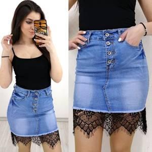 Юбка джинсовая Я5708