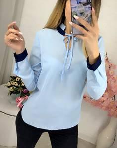 Блуза с длинным рукавом Я5395