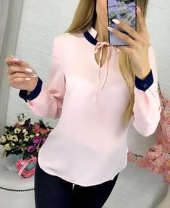 Блуза с длинным рукавом Я5396