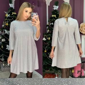 Платье короткое нарядное А58499