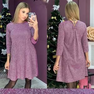 Платье короткое нарядное А58500