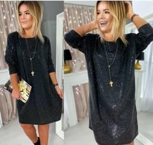 Платье короткое нарядное А58503