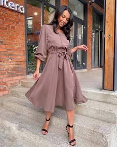 Платье короткое нарядное А58526