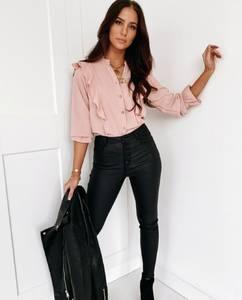 Блуза с длинным рукавом А24854
