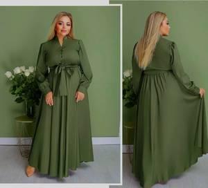 Платье длинное нарядное А26318
