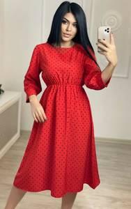 Платье короткое нарядное А31675