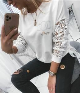 Блуза с длинным рукавом А33564