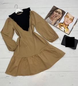 Платье короткое современное А37937