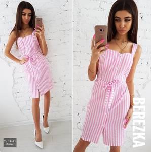 Платье короткое летнее Ш2722