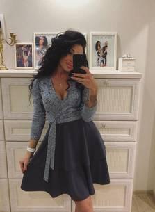 Платье Х8145