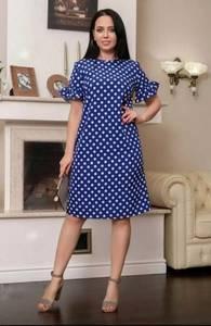 Платье короткое летнее А04516