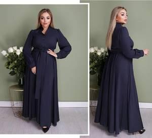 Платье длинное нарядное А26319