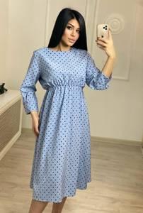Платье короткое нарядное А31676