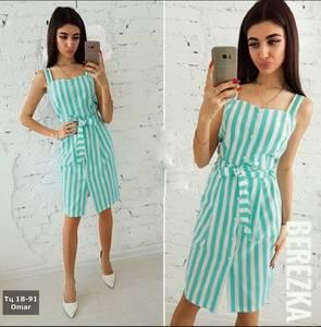 Платье короткое летнее Ш2723