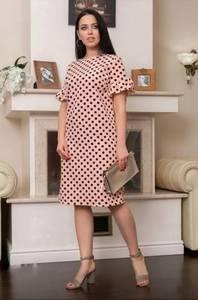 Платье короткое летнее А04517
