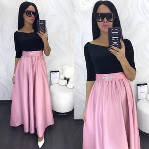 Платье длинное классическое нарядное Х9985