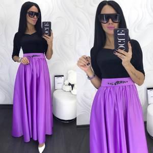 Платье длинное классическое нарядное Х9986