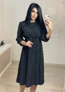 Платье короткое нарядное А31677