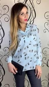 Блуза с длинным рукавом Х7400