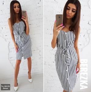 Платье короткое летнее Ш2724