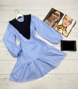 Платье короткое современное А37940
