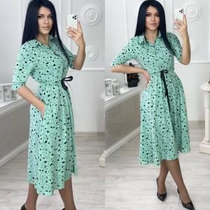 Платье короткое нарядное А31679