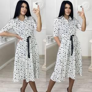 Платье короткое нарядное А31680
