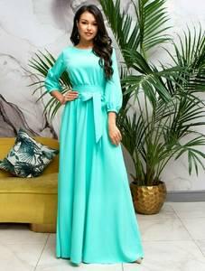 Платье длинное нарядное А44988