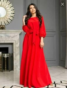 Платье длинное нарядное А44989