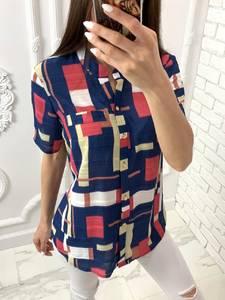 Рубашка с коротким рукавом Я4502