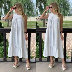 Платье длинное летнее Я7854
