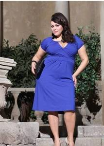 Платье короткое нарядное однотонное Х7086