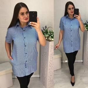 Рубашка с коротким рукавом Х8882