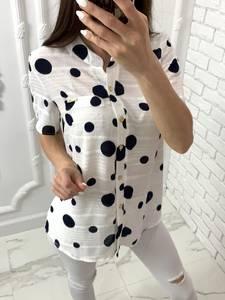 Рубашка с коротким рукавом Я4511