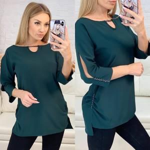 Блуза для офиса Х8892