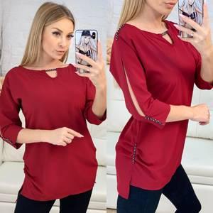 Блуза для офиса Х8893