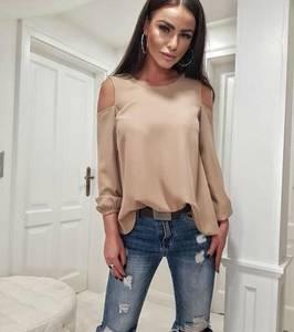 Блуза с длинным рукавом Я2422
