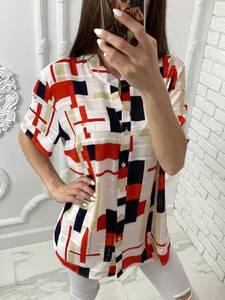 Рубашка с коротким рукавом Я4503