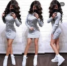 Платье А03677