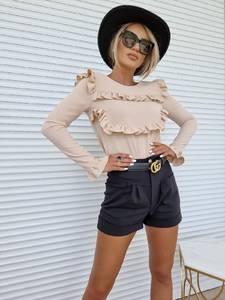 Блуза с длинным рукавом А54486