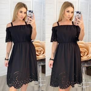 Платье короткое нарядное современное Х9772