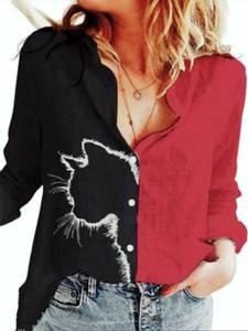 Рубашка с принтом А37943